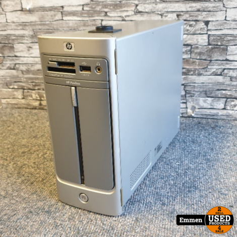 HP Desktop PC - Windows 7
