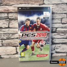 PSP - PES 2010 Pro Evolution Soccer 2010