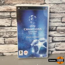 PSP - Champions League 2006 - 2007