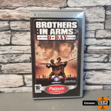 PSP - Brothers in Arms D-Day