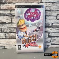PSP - Buzz! Buzz Brain Twister