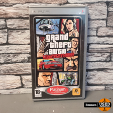 PSP - Grand Theft Auto - Liberty City Stories