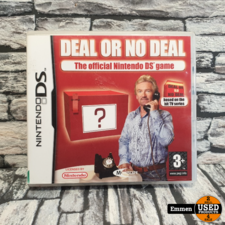 DS - Deal or no Deal - Nintendo DS Game