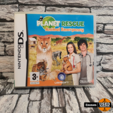 DS - Planet Rescue Animal Emergency - Nintendo DS Game