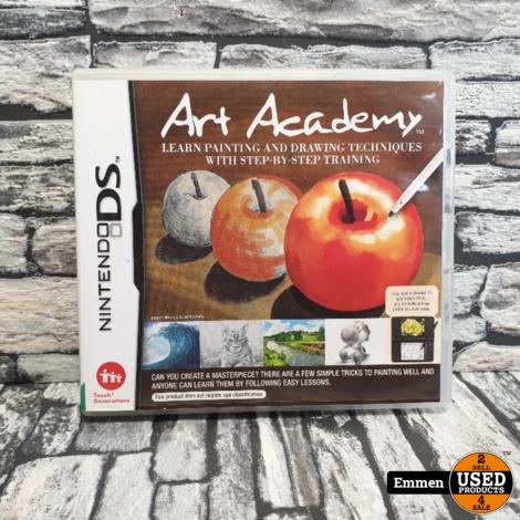 DS - Art Academy - Nintendo DS Game