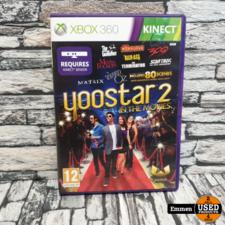 XBOX360 - Yoostar 2 - XBOX 360 Game