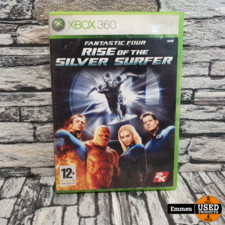 XBOX360 - Fantastic Four - Rise of the Silver Surfer