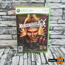 XBOX360 - Mercenaries 2 - World in Flames