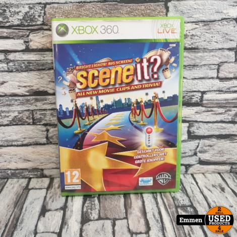 XBOX360 - Scene it!