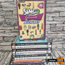 PC - De Sims Bundel Pakket 9 Games