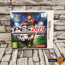 3DS - PES 2011 - Pro Evolution Soccer
