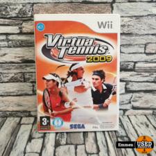 Wii - Virtua Tennis 2009 - Nintendo Wii Game