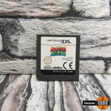 DS - Monsters vs Aliens (Losse Game)