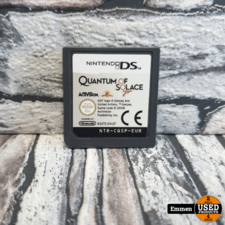DS - Quantum of Solace (Losse Game)