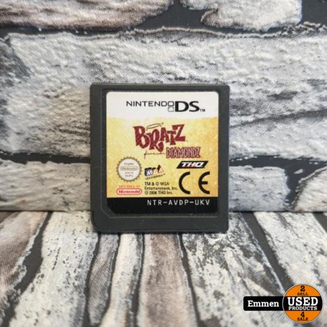 DS - Bratz Diamondz (Losse Game)