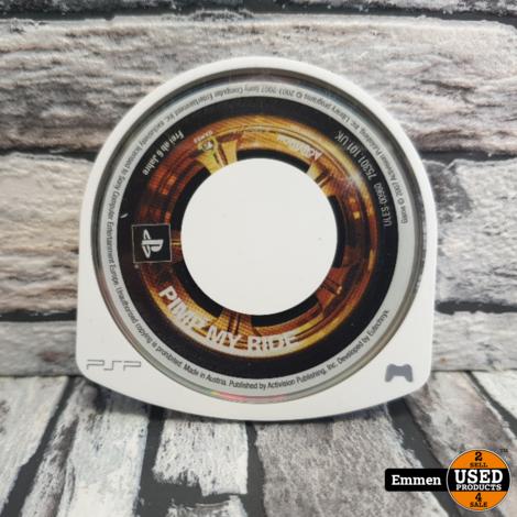 PSP - Pimp My Ride (Losse Disc)