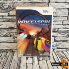 Wii - Wheelspin