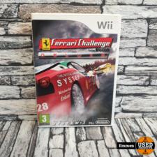 Wii - Ferrari Challenge Deluxe