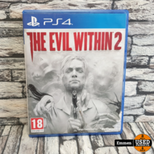PS4 - The Evil Within 2 - Playstation 4 Game