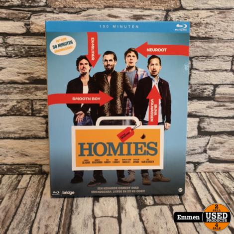 Blu-Ray - Homies (2015)