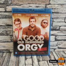Blu-Ray - A Good Old Fashioned Orgy (2011)