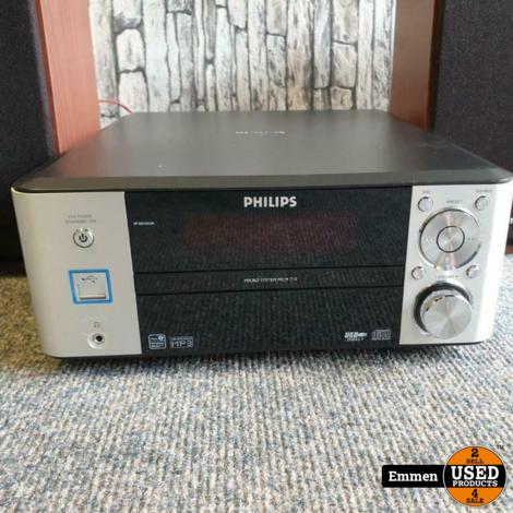 Philips MCM 710 Stereoset + Sony Speakers (zonder afstandsbediening)