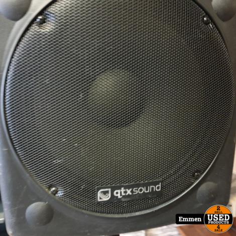QTX PA Speaker met Standaard