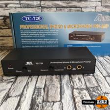 TEC TC-720 Phono en Microfoon Pre-Amp (Nieuw)
