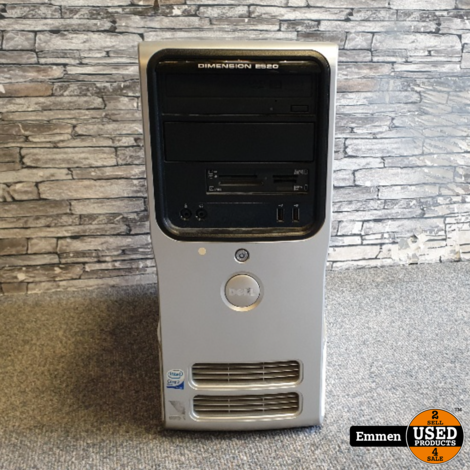 Dell Dimension E520 Desktop PC (Complete Set)