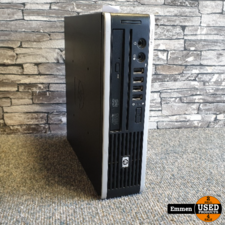 HP Compaq 8000 Ultra Slim Desktop PC