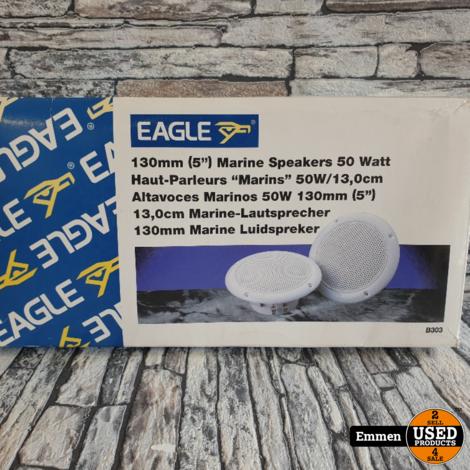 Eagle 130 mm Waterbestendige Speakers