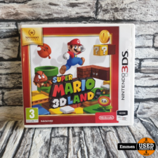 3DS Super Mario 3D Land - Nintendo 3DS Game