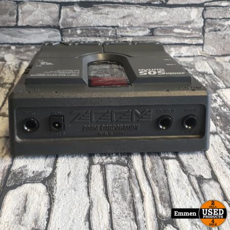 Zoom 505 Guitar - Effecten Processor