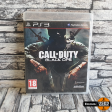 PS3 - Call of Duty Black Ops