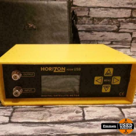 Horizon HDSM USB - Digitale Satelliet Meter v3