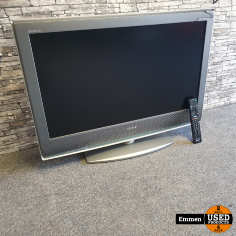 Sony KDL-32S2000 - 32 Inch LCD TV (Stootschade)