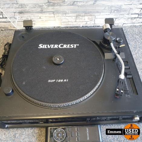SilverCrest SUP128A1 - Platenspeler