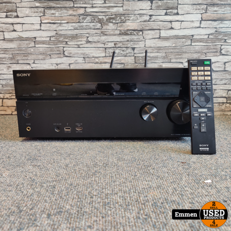 Sony STR-DN1060 - 7.2 Versterker Receiver