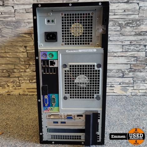 Dell Optiplex Desktop PC - i7 - 8 RAM