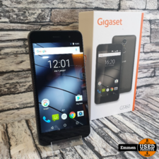 Gigaset GS160 - Dual Sim Smartphone