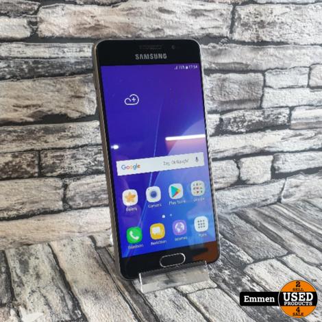 Samsung Galaxy A3 2016 - Zwart
