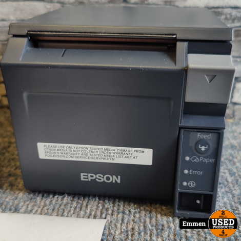 Epson TM-T70II Kassaprinter