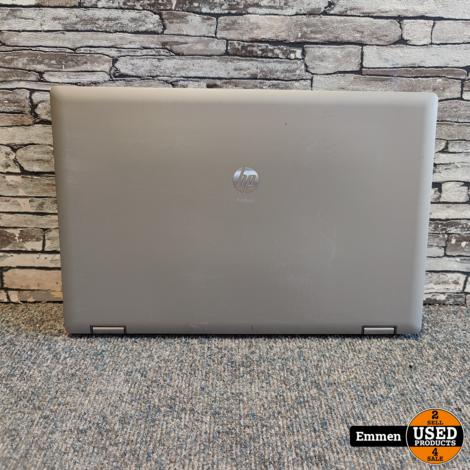 HP ProBook 6550B - Intel Core i3 Laptop