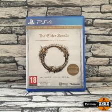 PS4 - The Elder Scrolls Online (abonnement vereist)