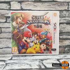 3DS - Super Smash Bros. - Nintendo 3DS Game