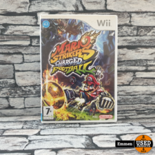 Wii - Mario Strikers Charged Football - Nintendo Wii Game