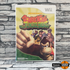 Wii - Donkey Kong Jungle Beat - Nintendo Wii Game