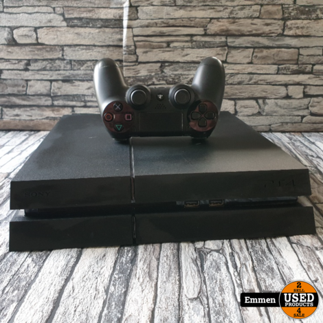 Sony Playstation 4 - 500 GB + 1 Controller