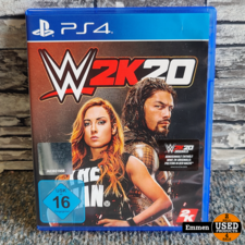 PS4 - W2K20 - Playstation 4 Game