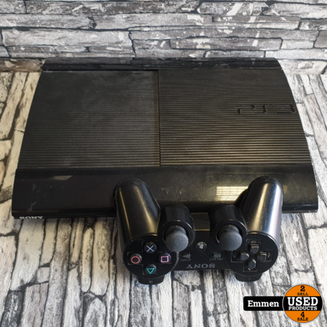 Sony Playstation 3 - Ultraslim 160 GB + 1 Controller